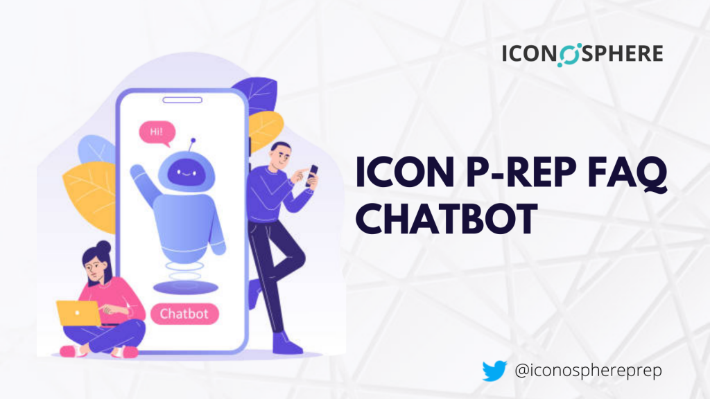 ICON P-Rep Chatbot by ICONOsphere
